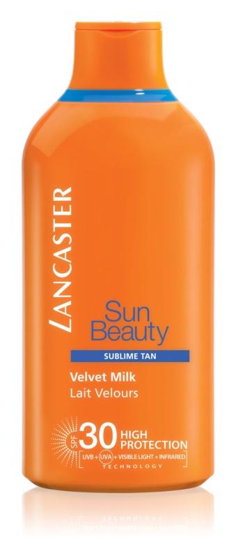 Lancaster Sun Beauty mléko na opalování SPF30
