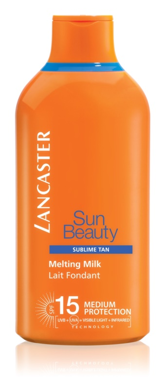 Lancaster Sun Beauty latte abbronzante SPF 15