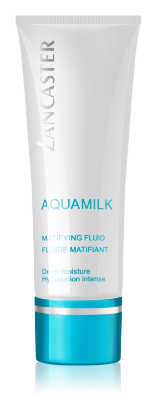 Lancaster Aquamilk Mattifying Fluid for Oily and Combiantion Skin