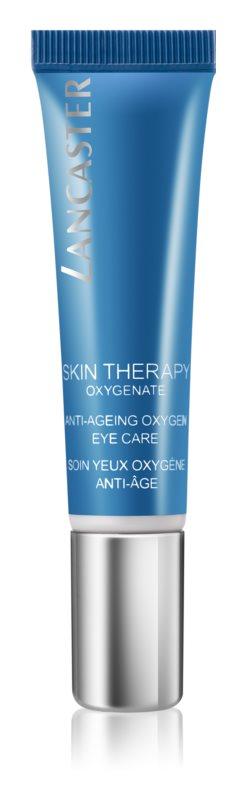 Lancaster Skin Therapy Oxygenate oční protivráskový krém proti otokům a tmavým kruhům
