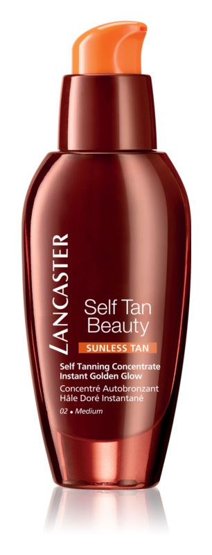 Lancaster Self Tan Beauty Self-Tanning Concentrate for Face