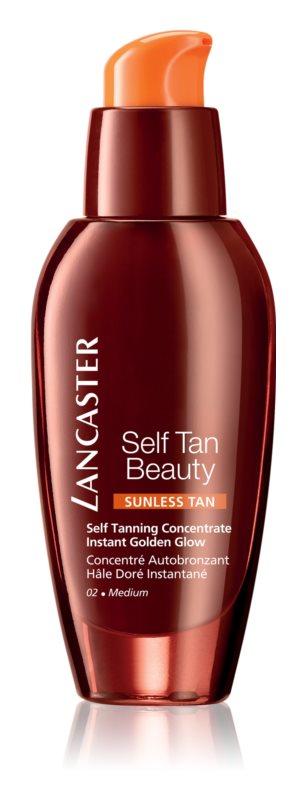 Lancaster Self Tan Beauty skoncentrowany samoopalacz do twarzy