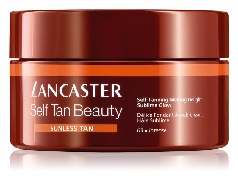 Lancaster Self Tan Beauty creme de bronzeamento intensivo