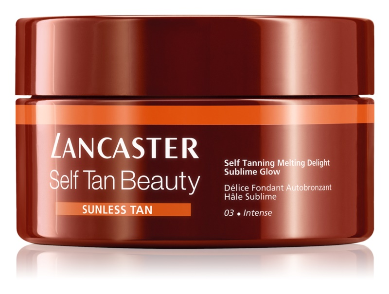 Lancaster Self Tan Beauty Intensiv-Selbstbräunercreme