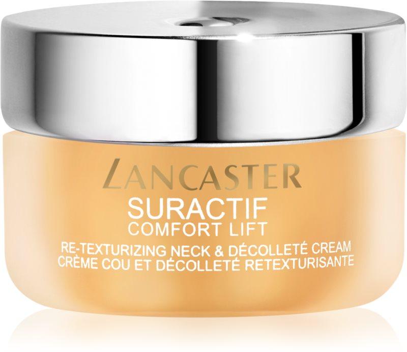 Lancaster Suractif Comfort Lift crème liftante cou et décolleté