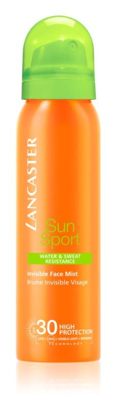 Lancaster Sun Sport opaľovacia hmla na tvár SPF 30