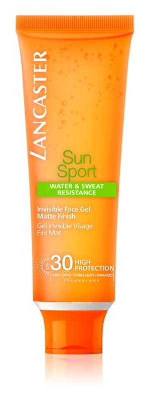 Lancaster Sun Sport zmatňující pleťový gel SPF 30