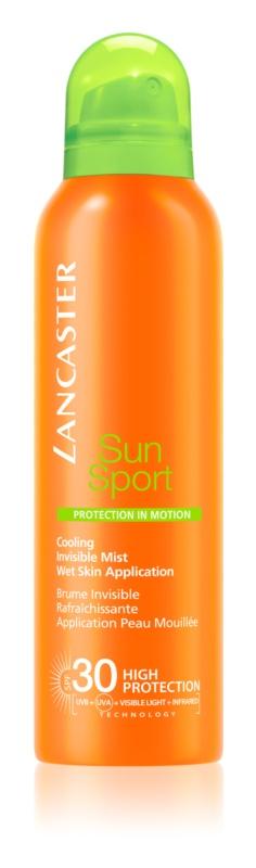 Lancaster Sun Sport сонцезахисна охолоджуюча емульсія для тіла SPF 30