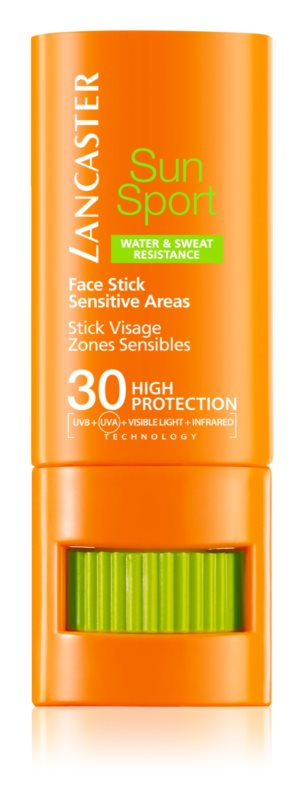 Lancaster Sun Sport Face Stick for Sensitive Areas SPF 30
