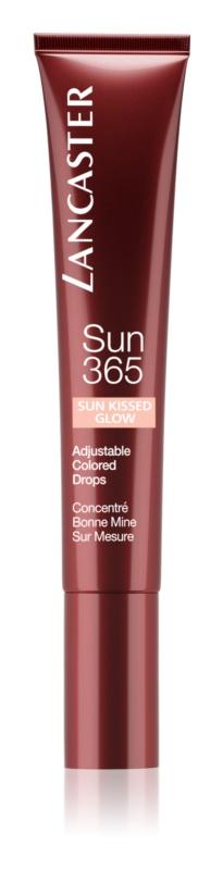 Lancaster 365 Sun бронзуючий крем для обличчя