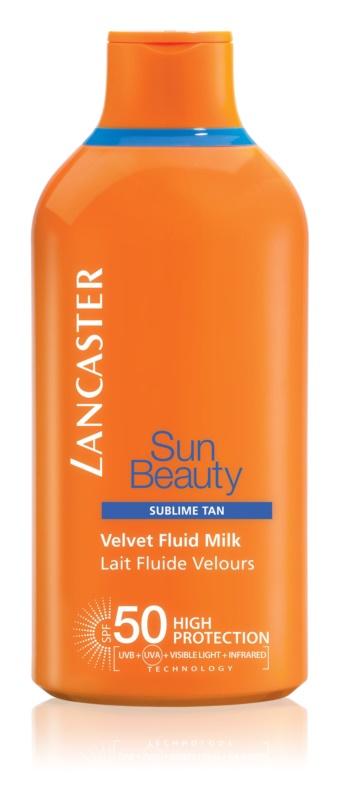 Lancaster Sun Beauty lotiune pentru bronzat SPF50