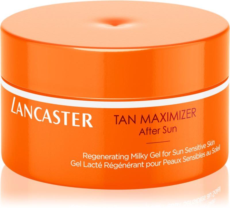 Lancaster Tan Maximizer gelový krém prodlužující opálení pro citlivou pokožku
