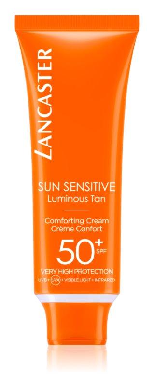 Lancaster Sun Sensitive crema de soare pentru fata SPF 50+