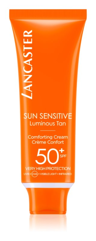 Lancaster Sun Sensitive Face Sun Cream  SPF 50+