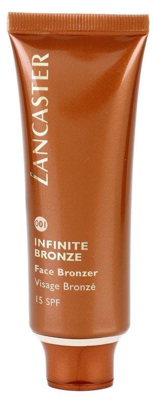 Lancaster Infinite Bronze gel facial bronzeador  SPF 15