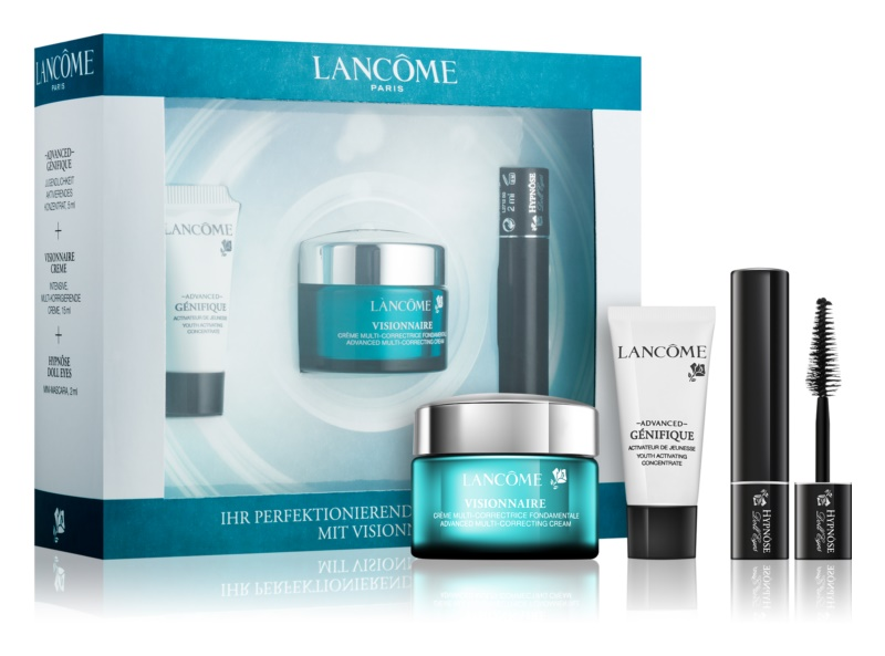 Lancôme Visionnaire kit di cosmetici XIII.