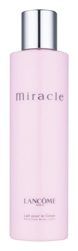 Lancôme Miracle mleczko do ciała dla kobiet 200 ml
