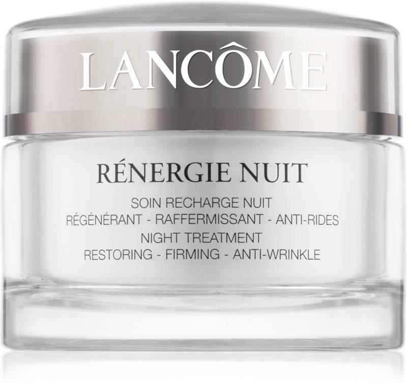 Lancôme Rénergie Nuit nočný spevňujúci a protivráskový krém pre všetky typy pleti