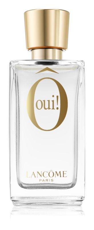 Lancôme Ô Oui toaletní voda pro ženy 75 ml