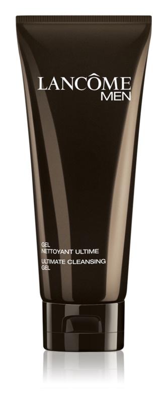 Lancôme Men Ultimate Cleansing Gel čisticí gel pro všechny typy pleti