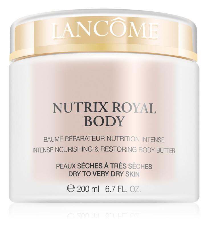 Lancôme Nutrix Royal intenzívne vyživujúci a obnovujúci krém pre suchú až veľmi suchú pokožku