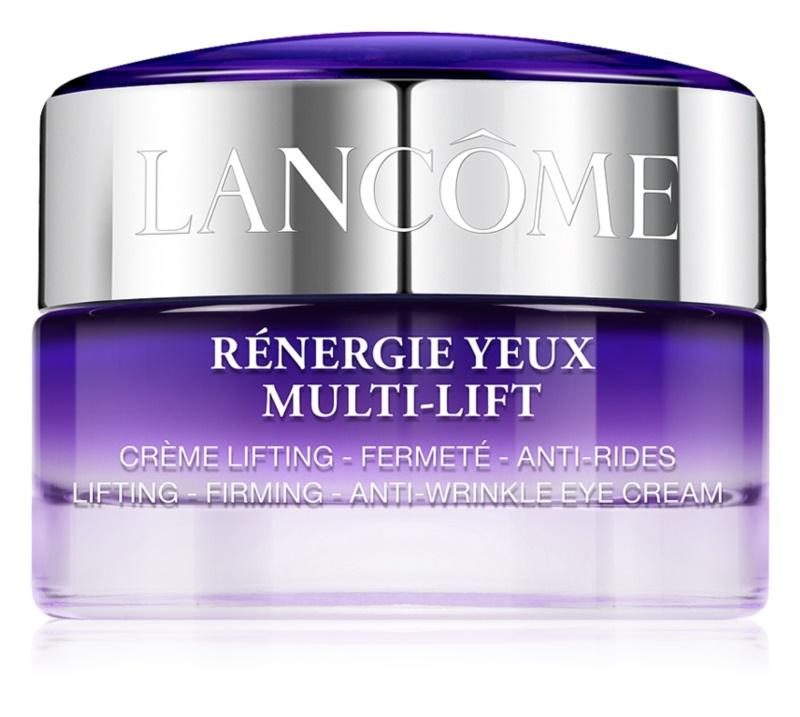 Lancôme Rénergie Multi-Lift грижа за околоочния контур срещу бръчки
