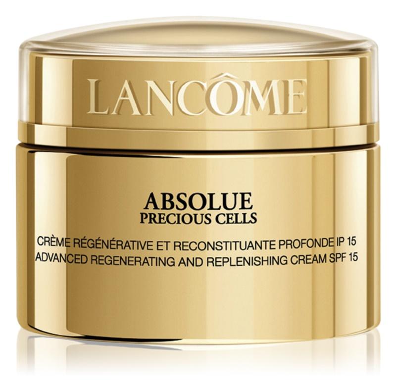 Lancôme Absolue Precious Cells nappali regeneráló krém SPF15