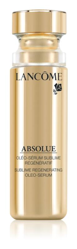 Lancôme Absolue regeneračné olejové sérum
