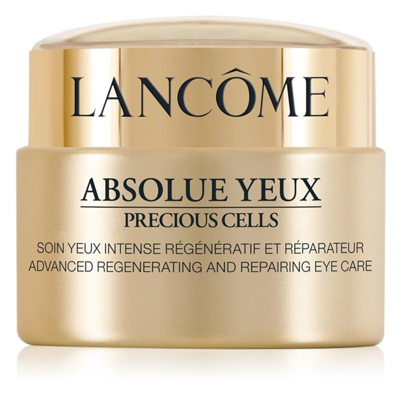 Lancôme Absolue Yeux Precious Cells regeneračná a reparačná očná starostlivosť