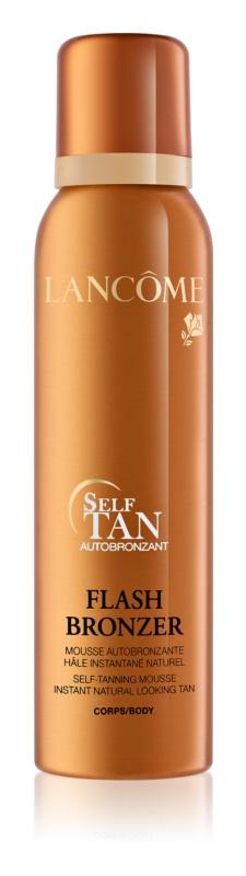 Lancôme Flash Bronzer samoopalovací pěna na tělo