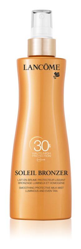 Lancôme Soleil Bronzer leite solar SPF 30