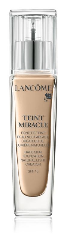 Lancôme Teint Miracle хидратиращ фон дьо тен за всички типове кожа на лицето