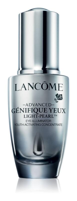 Lancôme Génifique Advanced Yeux Light-Pearl™ oční rozjasňující sérum proti vráskám a tmavým kruhům