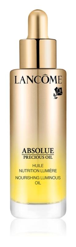 Lancôme Absolue Precious Cells huile nourrissante pour un look jeune