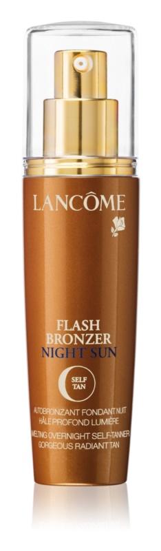 Lancôme Flash Bronzer Night Sun Hydraterende Gezichtscrème voor Gelijkmatige Bruining