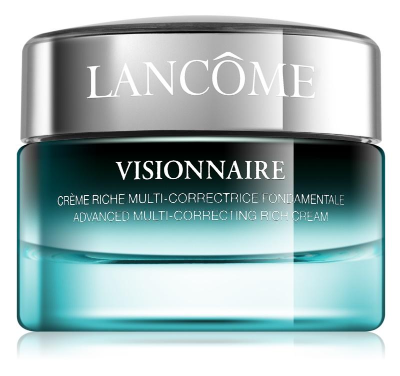 Lancôme Visionnaire интензивен хидратиращ крем против бръчки за суха кожа