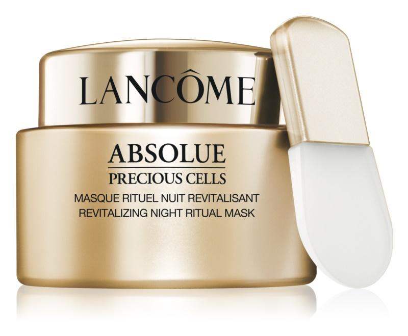 Lancôme Absolue Precious Cells revitalisierende Maske für die Nacht zur Erneuerung der Haut
