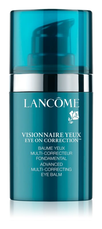 Lancôme Visionnaire Yeux Eye On Correction™ oční balzám proti vráskám, otokům a tmavým kruhům