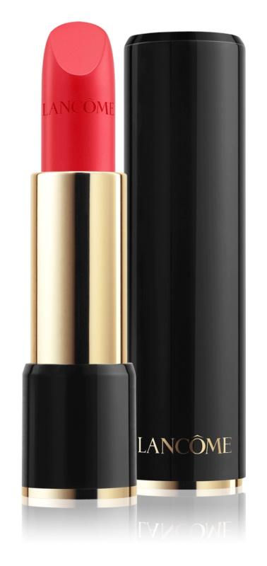 Lancôme L'Absolu Rouge Matte hydratačný rúž s matným efektom