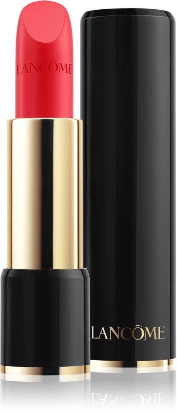 Lancôme L'Absolu Rouge Matte Moisturizing Lipstick with Matte Effect