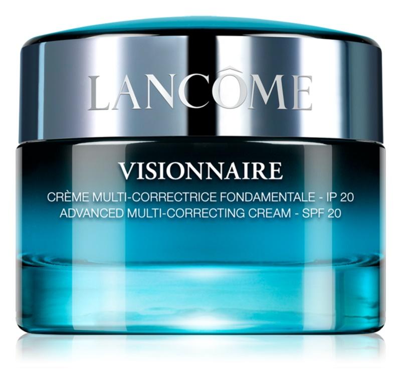 Lancôme Visionnaire korrekciós krém az arcbőr élénkítésére és a kontúrok kisimítására SPF 20