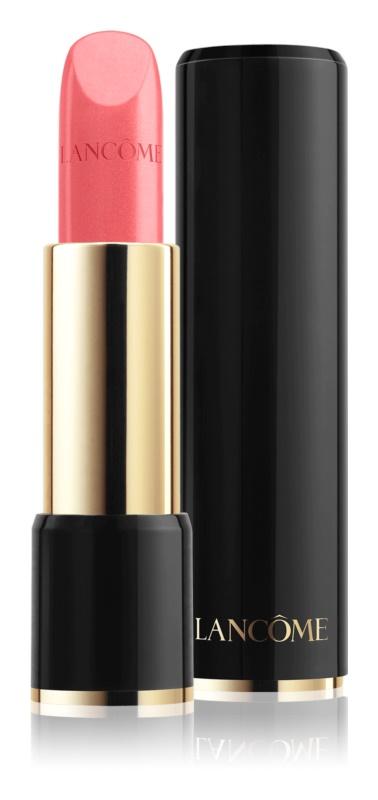 Lancôme L'Absolu Rouge Cream krémes rúzs csiga kivonattal és arannyal