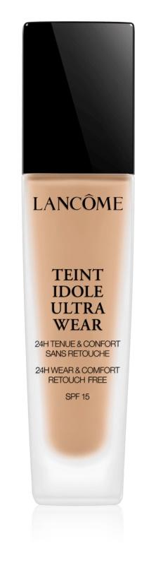 Lancôme Teint Idole Ultra Wear maquillaje de larga duración SPF 15