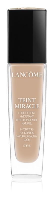 Lancôme Teint Miracle make-up pentru luminozitate SPF 15
