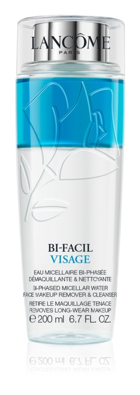 Lancôme Bi-Facil Visage agua micelar bifásica para el rostro