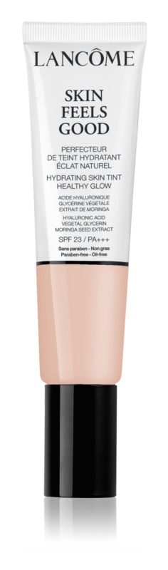 Lancôme Skin Feels Good Natural Finish Foundation with Moisturizing Effect