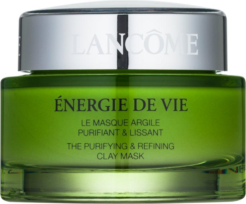 Lancôme Énergie De Vie čistiaca maska s ílom