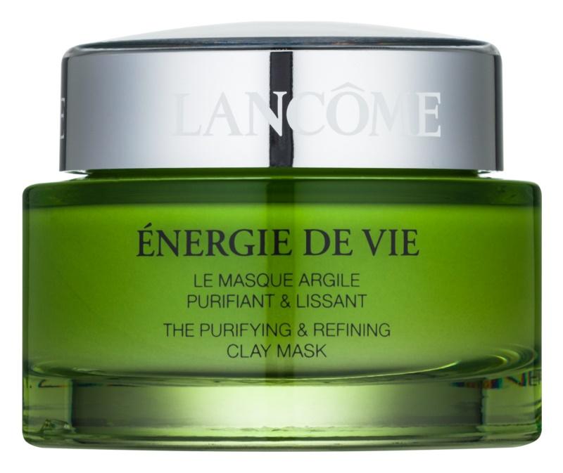 Lancôme Énergie de Vie čistilna maska z ilovico