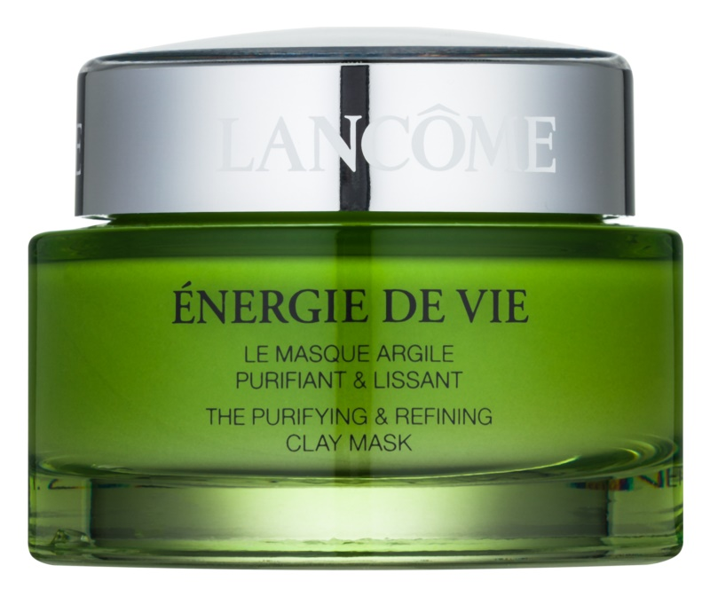 Lancôme Énergie De Vie очищуюча маска з глиною
