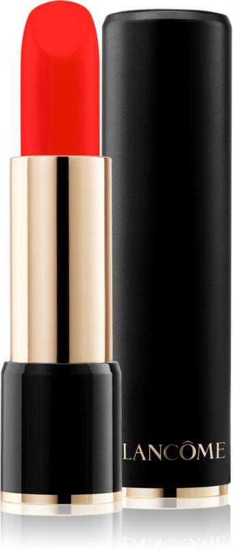 Lancôme L'Absolu Rouge Drama Matte dlhotrvajúci rúž s matným efektom